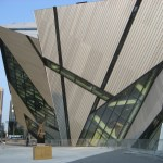 The new face of the ROM: the Michael Lee Chin Crystal (Wikipedia)