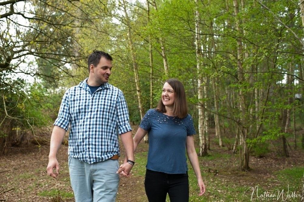 Woodland Photoshoot Nottingham 9