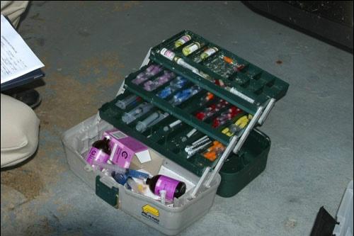 Peta death kit