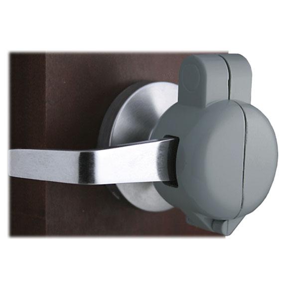 Door Knob Cover Locks  Great for Rentals  Motels