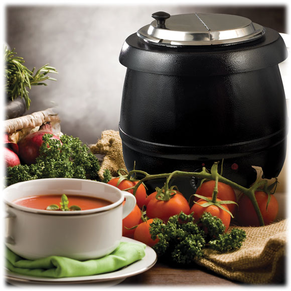 10 quart Soup Warmer  National Hospitality Supply