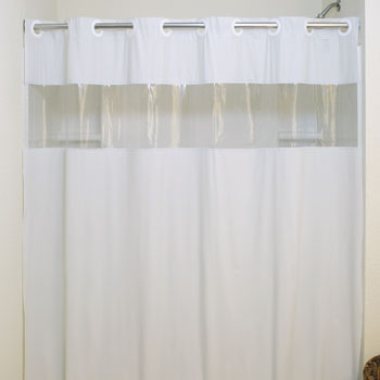 hotel shower curtains national