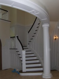 Architectural Stairway and Column | Naticcia's Custom ...