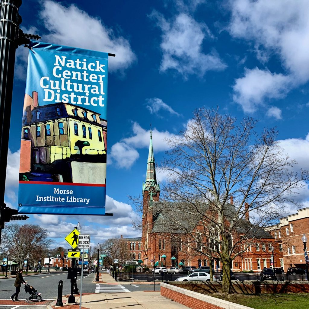 Natick Center Cultural District