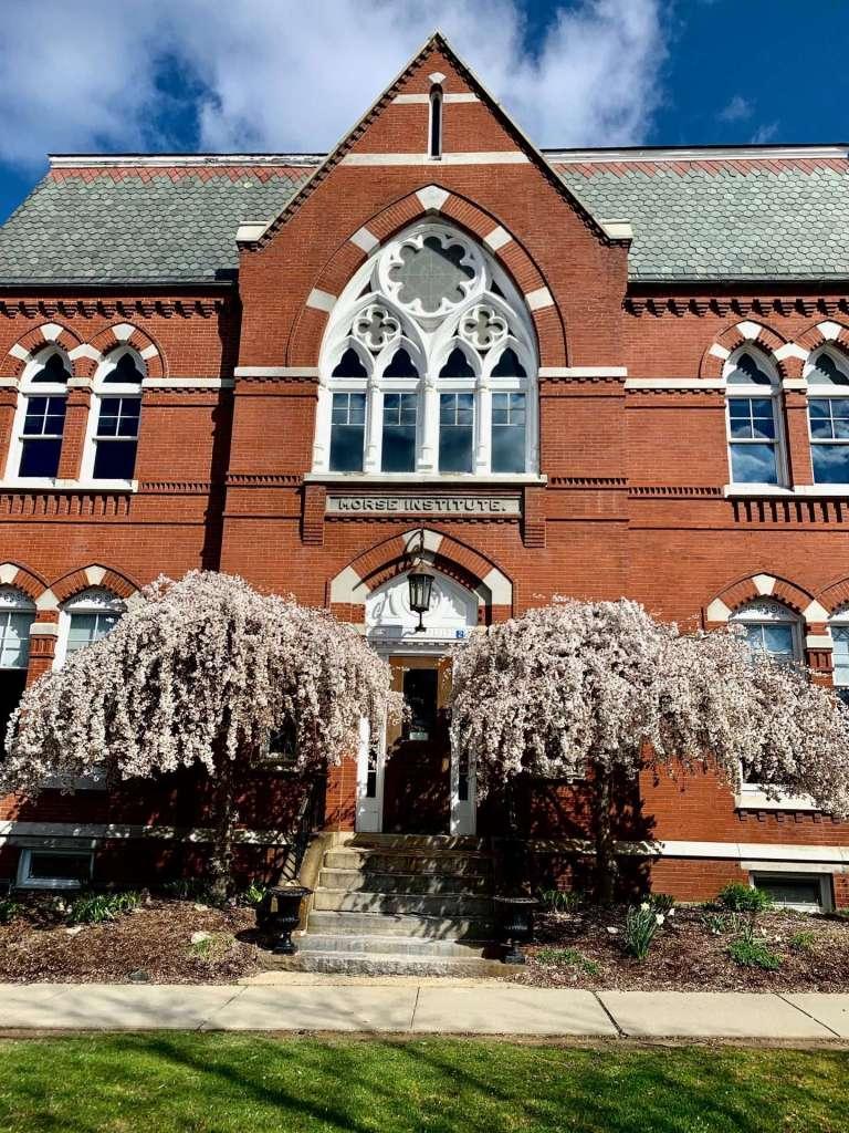 Morse Institute, Natick