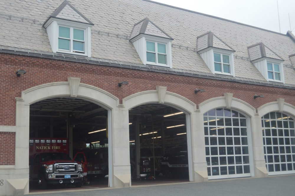 natick fire station