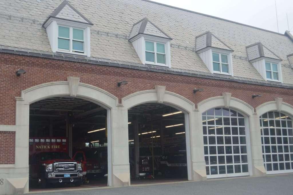natick fire station