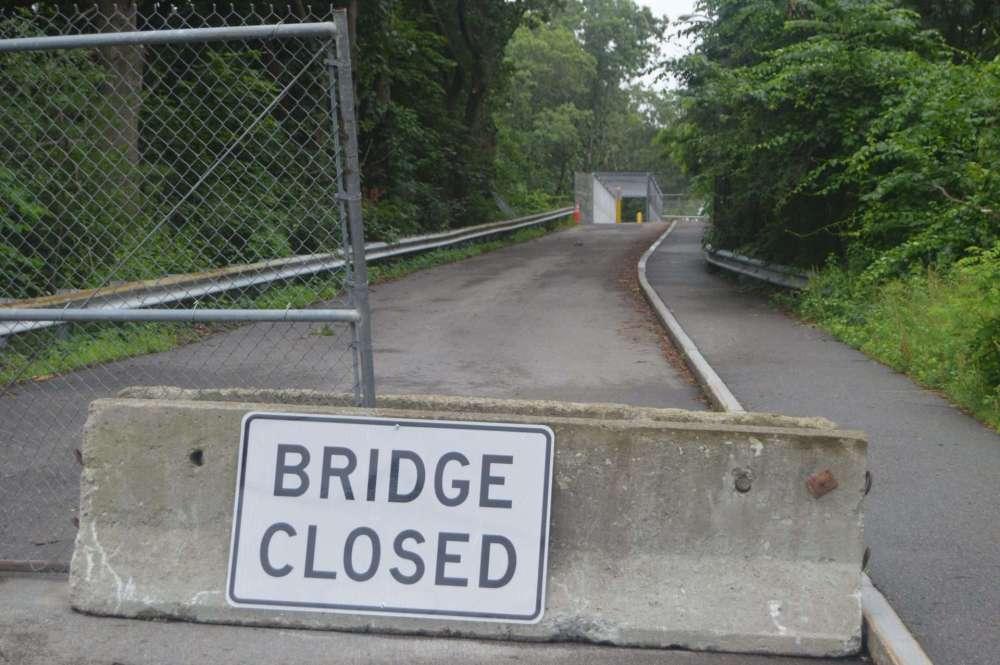 boden lane bridge closed