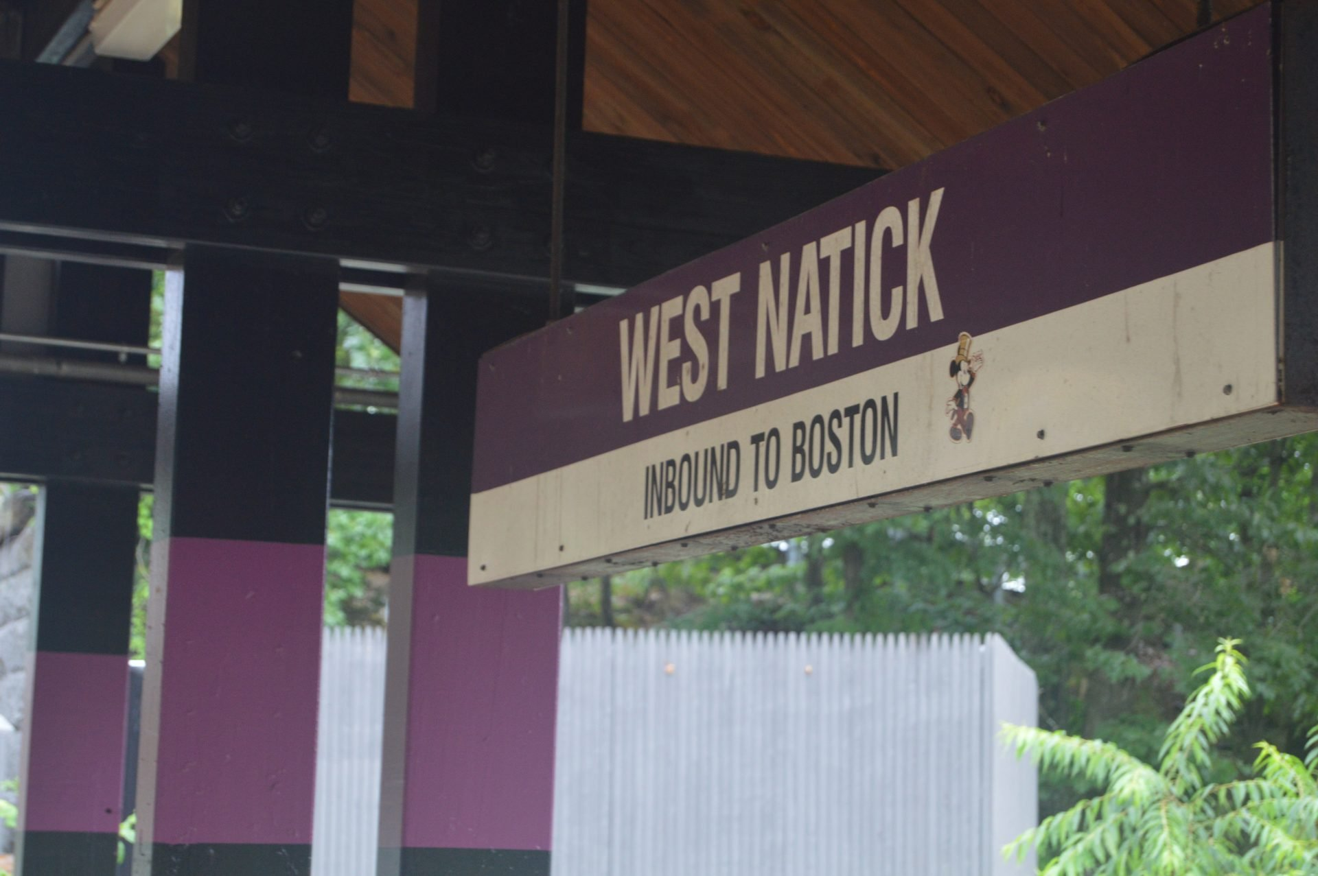 west natick commuter rail