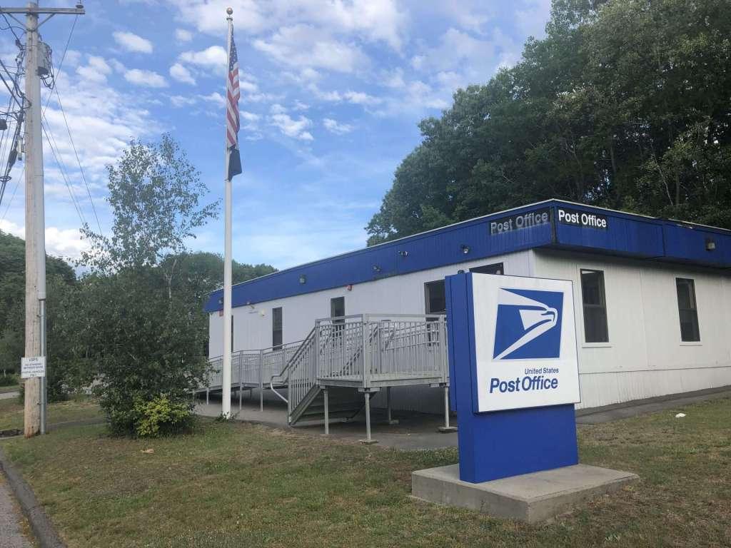 Erie St Post Office