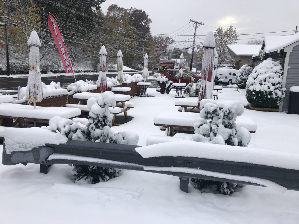 natick outdoor dining snow oct fresscafe