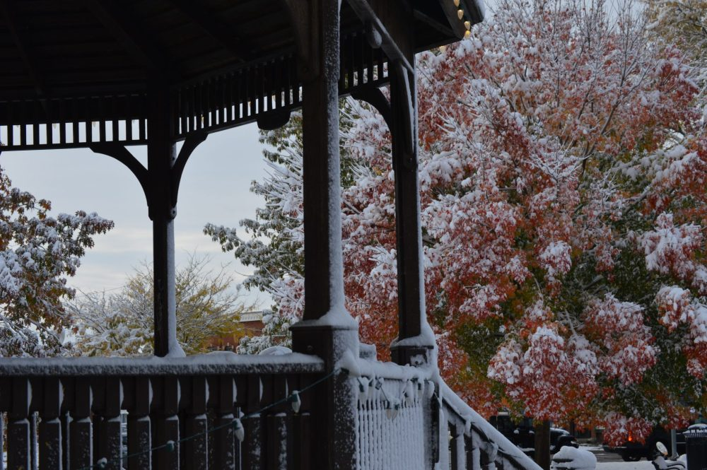 oct snow gazebo natick
