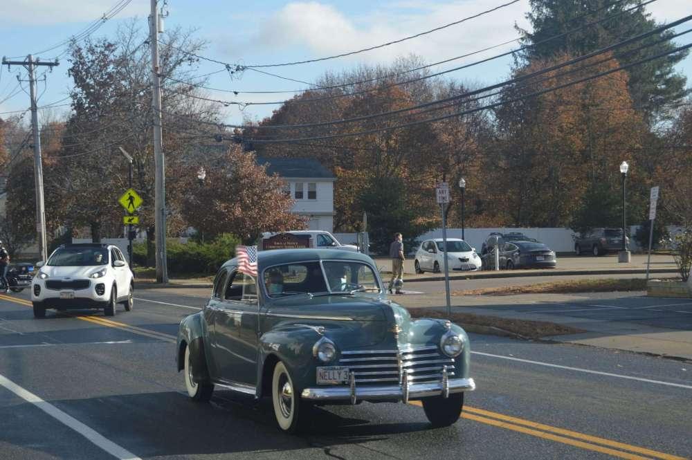 2020 natick veterans parade