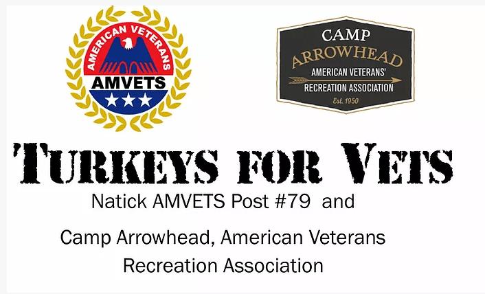 Turkeys for Vets, Natick