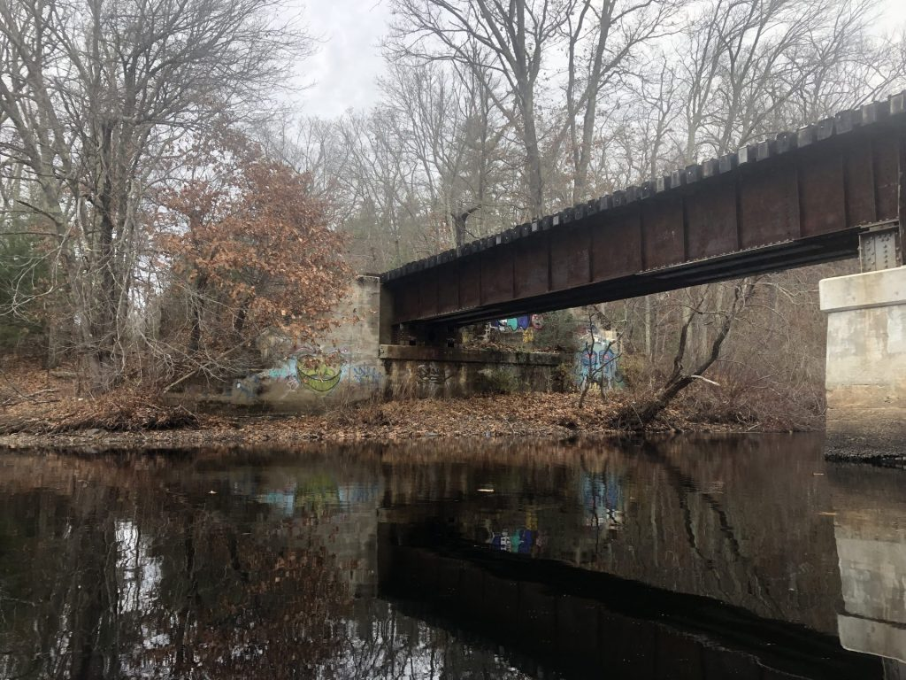 railroad bridge medfield