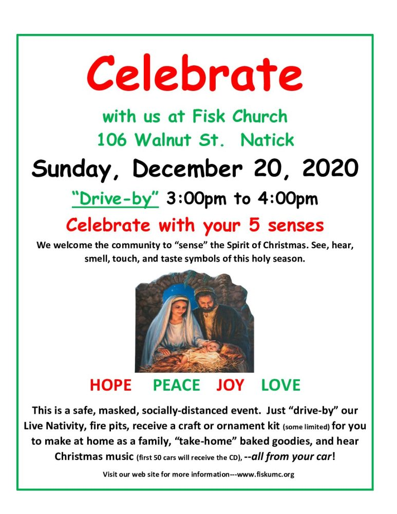 Holiday Happenings, Natick