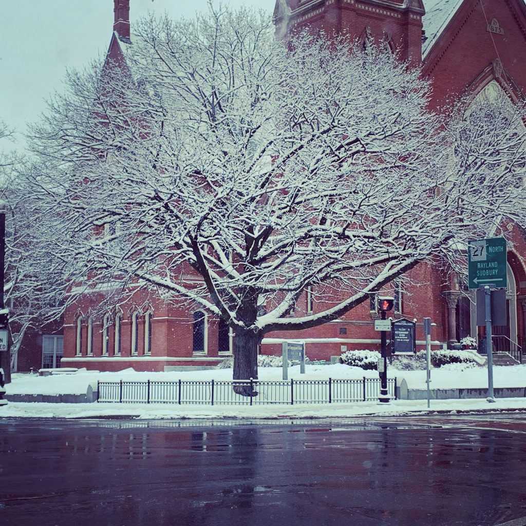 natick center winter