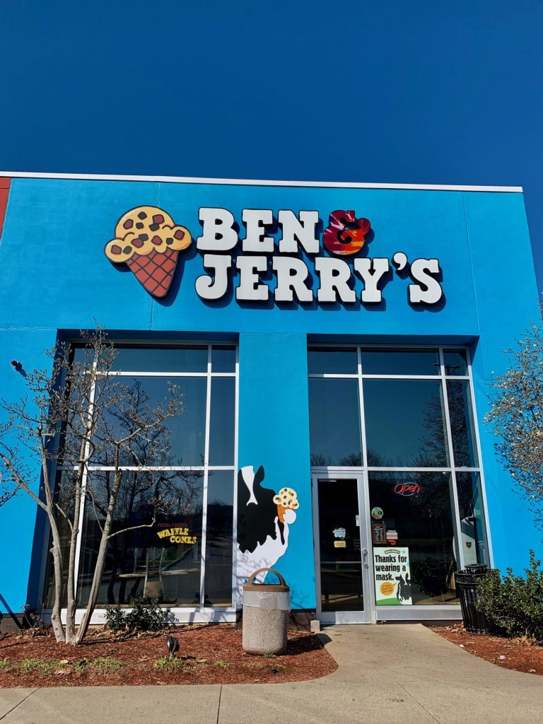 Ben & Jerry's, Natick