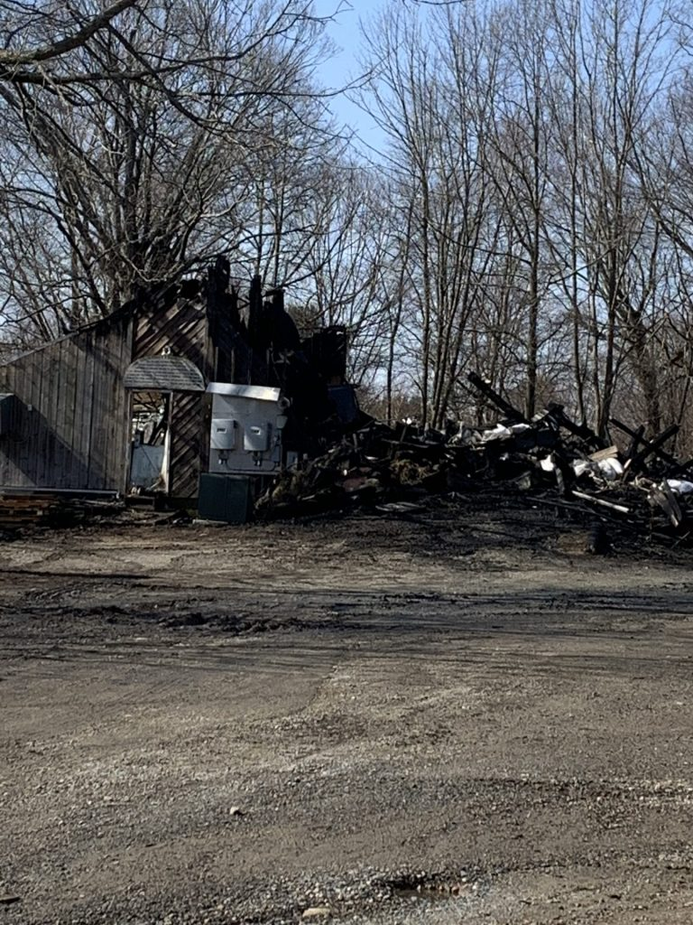 natick community farm fire