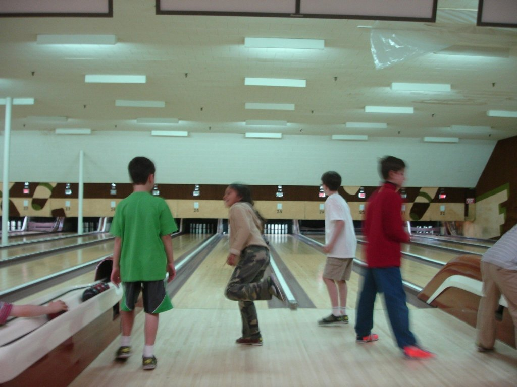 fairway bowling party