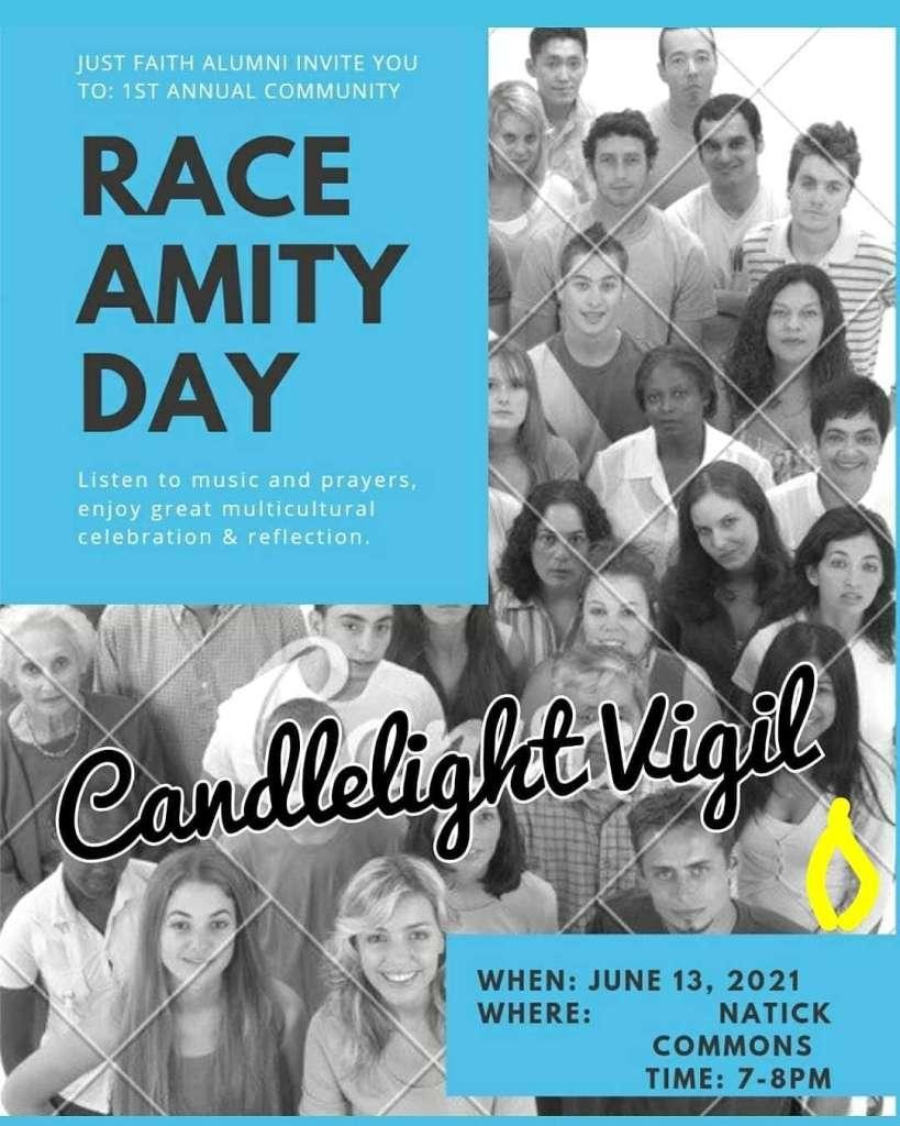 Race Amity Day, Natick