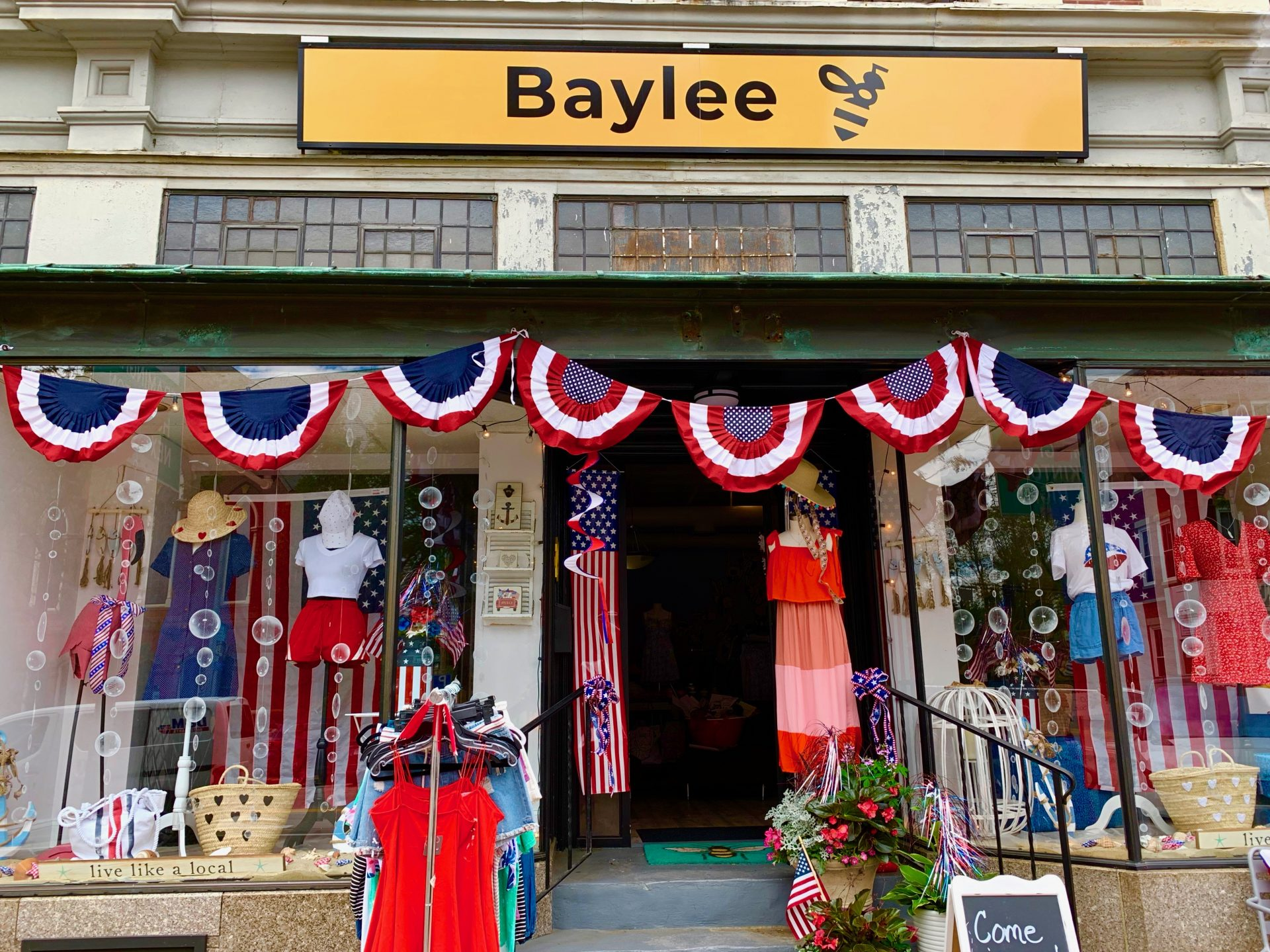 July 4th, Natick, Baylee Bee