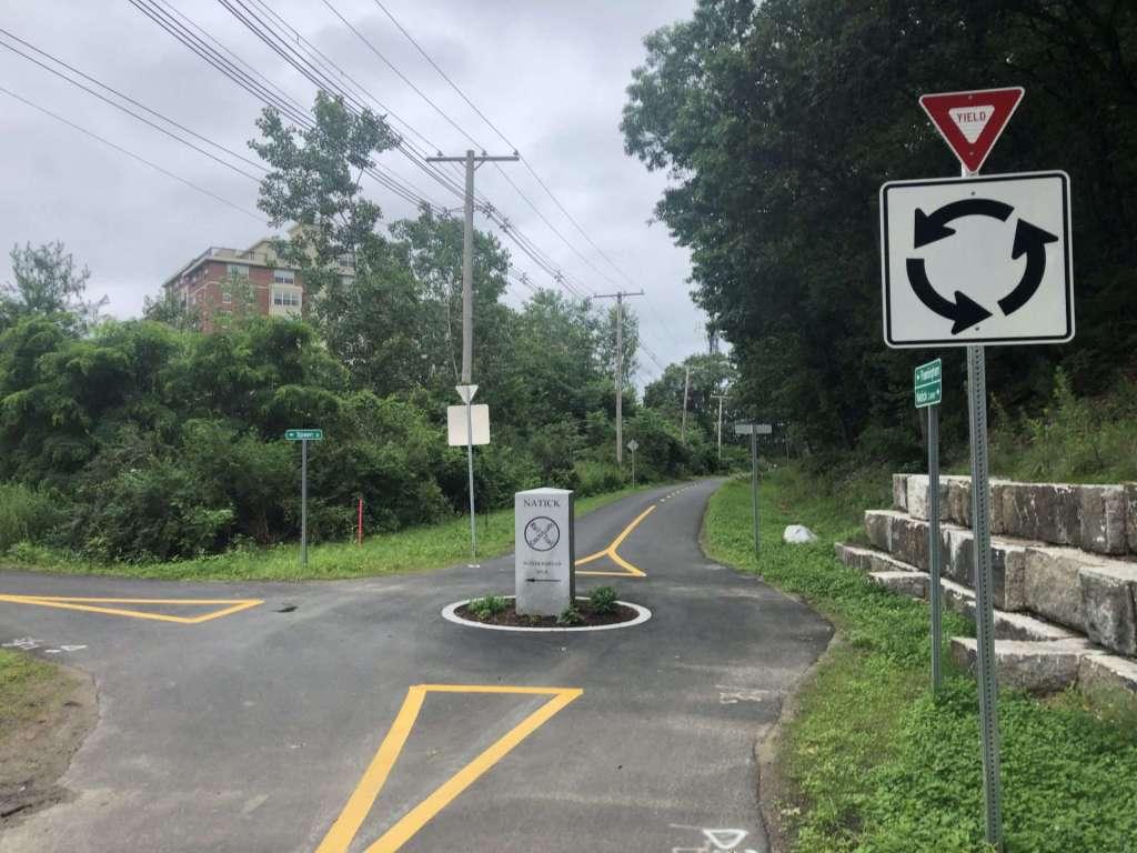cochituate rail trail