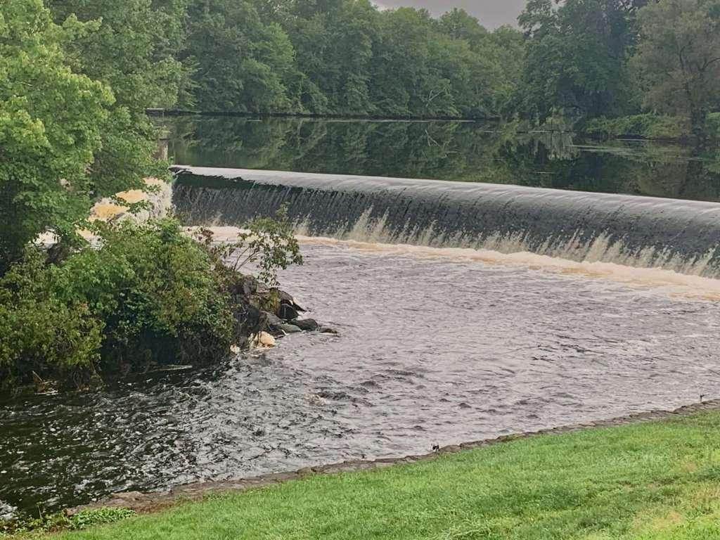 South Natick dam