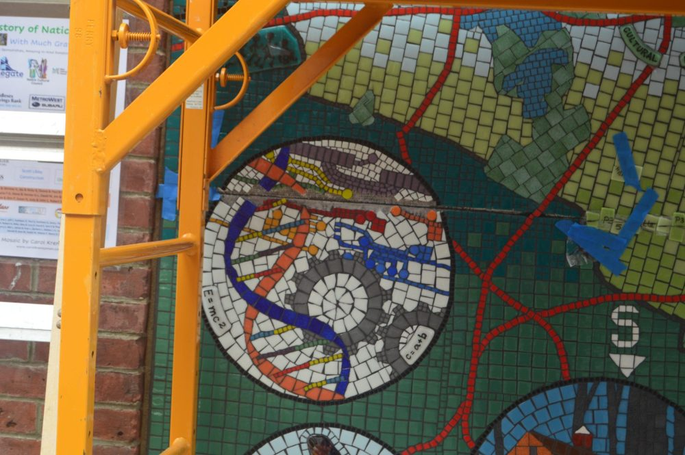 carol krentzman mosaic history