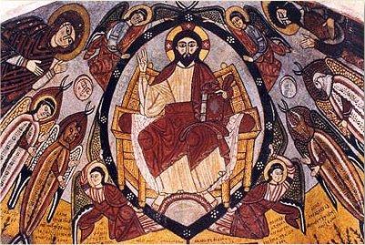 """Cristo nel salmo 44 (45): """"Liete parole mi sgorgano dal cuore"""""""