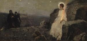 La vera gioia scaturisce dal sepolcro vuoto (anba Epiphanius)