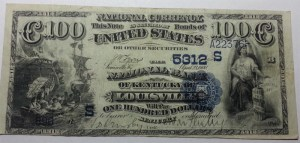 Series 1882 Blue Seal