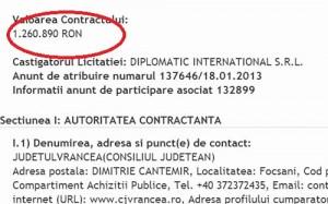 martis2 300x187 Regele cablului din Vrancea contract de 400.000 de euro de la Marian Oprisan