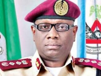 Corps Marshal, Boboye Oyeyemi