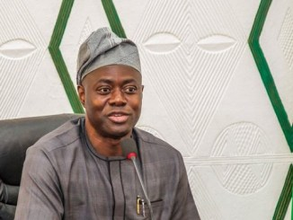 Group commiserates with Gov. Makinde over mother's demise