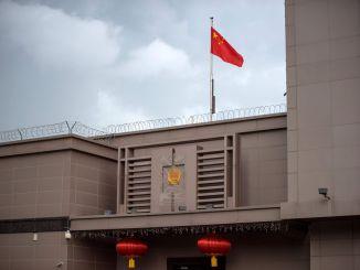 China consulate Houston Trump's order