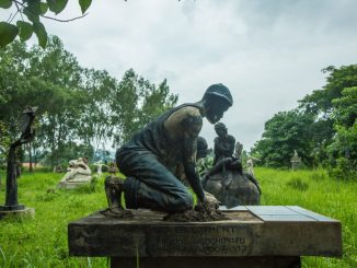 Appreciating Enugu's beautiful art work