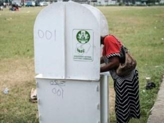 Electoral fraud UK visa Nigerian politicians