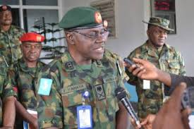 COAS vows to beef up security at NDA - National Accord Newspaper