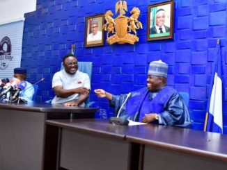 Sheriff can become a reputable National Chairman of APC - Ayade