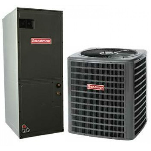 2.5 Ton Goodman 13 Seer -410a Air Conditioner Split System National Warehouse