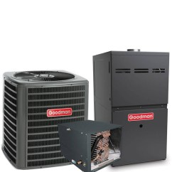 Gas Furnace Deutz F3l1011 Alternator Wiring Diagram 3 Ton Goodman 17 5 Seer R410a 96 Afue 100 000 Btu Two Stage More Views