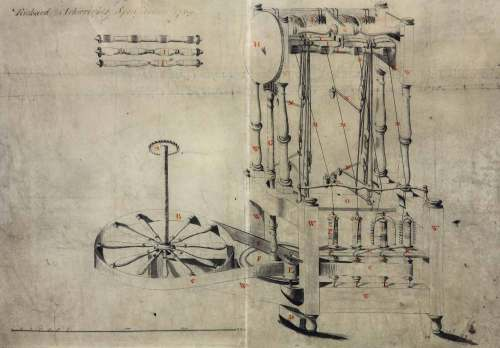 small resolution of richard arkwright s specification for his spinning frame 1769 c73 13 m31