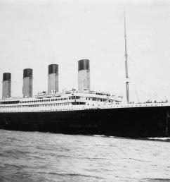 life aboard the titanic [ 3911 x 2728 Pixel ]