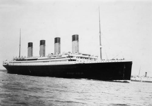 small resolution of life aboard the titanic