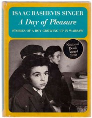 Cover of A Day of Pleasure by Isaac Bashevis Singer