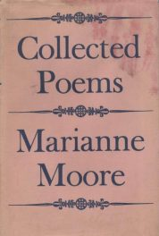 First edition cover of Collected Poems by Marianne Moore