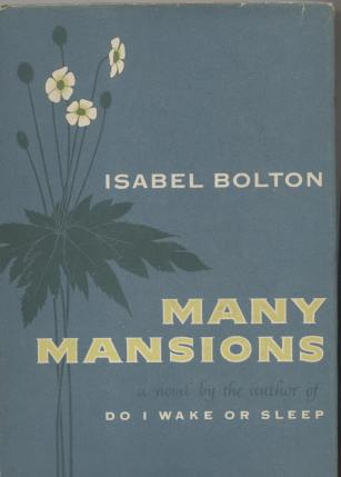 Cover of Isabel Bolton's Many Mansions