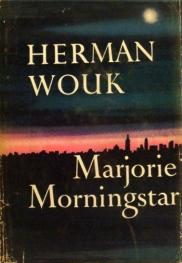 cover of Marjorie Morningstar by Herman Wouk