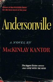 book cover of Andersonville by MacKinlay Kantor